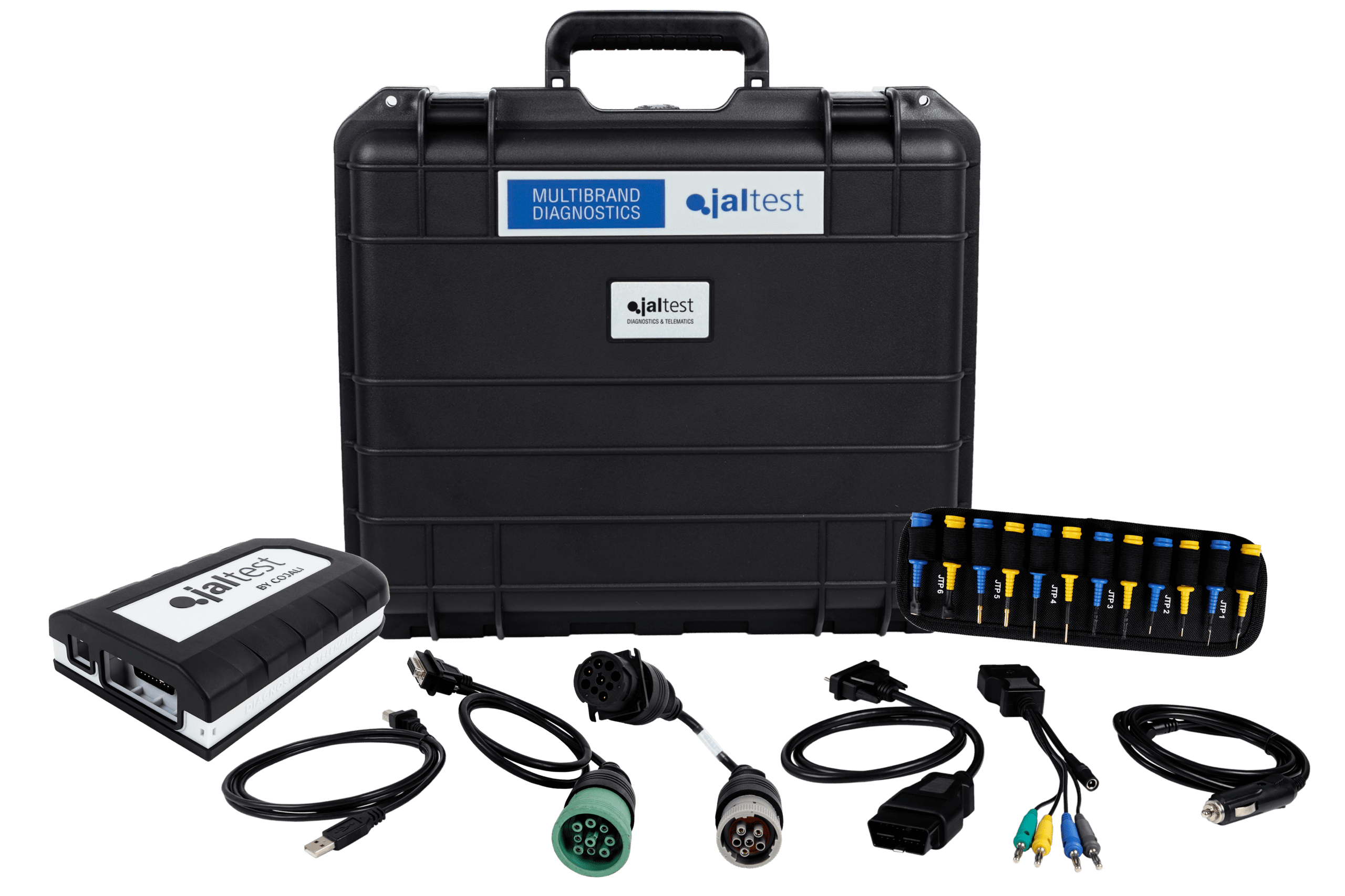 Jaltest Commercial Vehicle Software and Adapter Kit TRI-CV-SWA