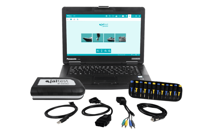 Jalest Marine Complete Diagnostics Full Kit TRI-MC-FKIT