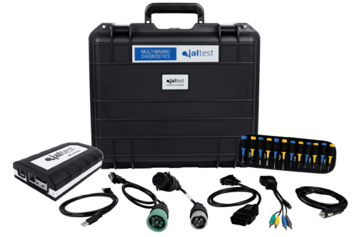 Jaltest Marine Full Diagnostic Software Adapter Kit TRI-MB-SWA