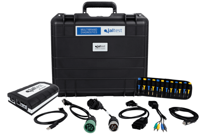 Jaltest Off Highway Equipment Software & Adapter Kit TRI-OHW-SWA