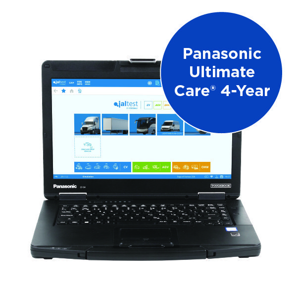 Panasonic Ultimate Care 4 Year coverage