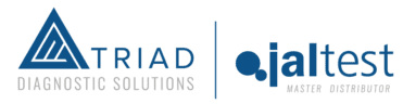 Triad Diagnostic Solutions and Jaltest Logo